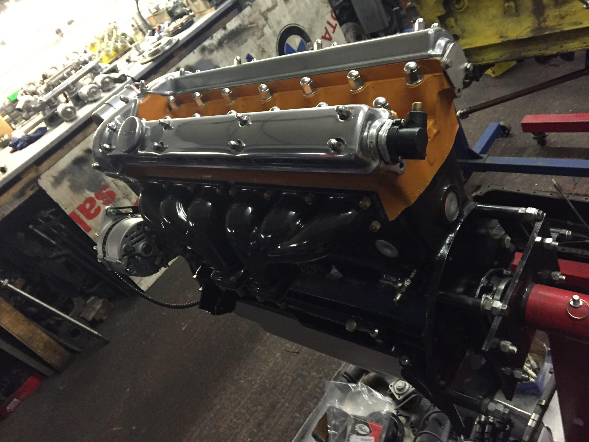 Classic Jaguar Engine Services
