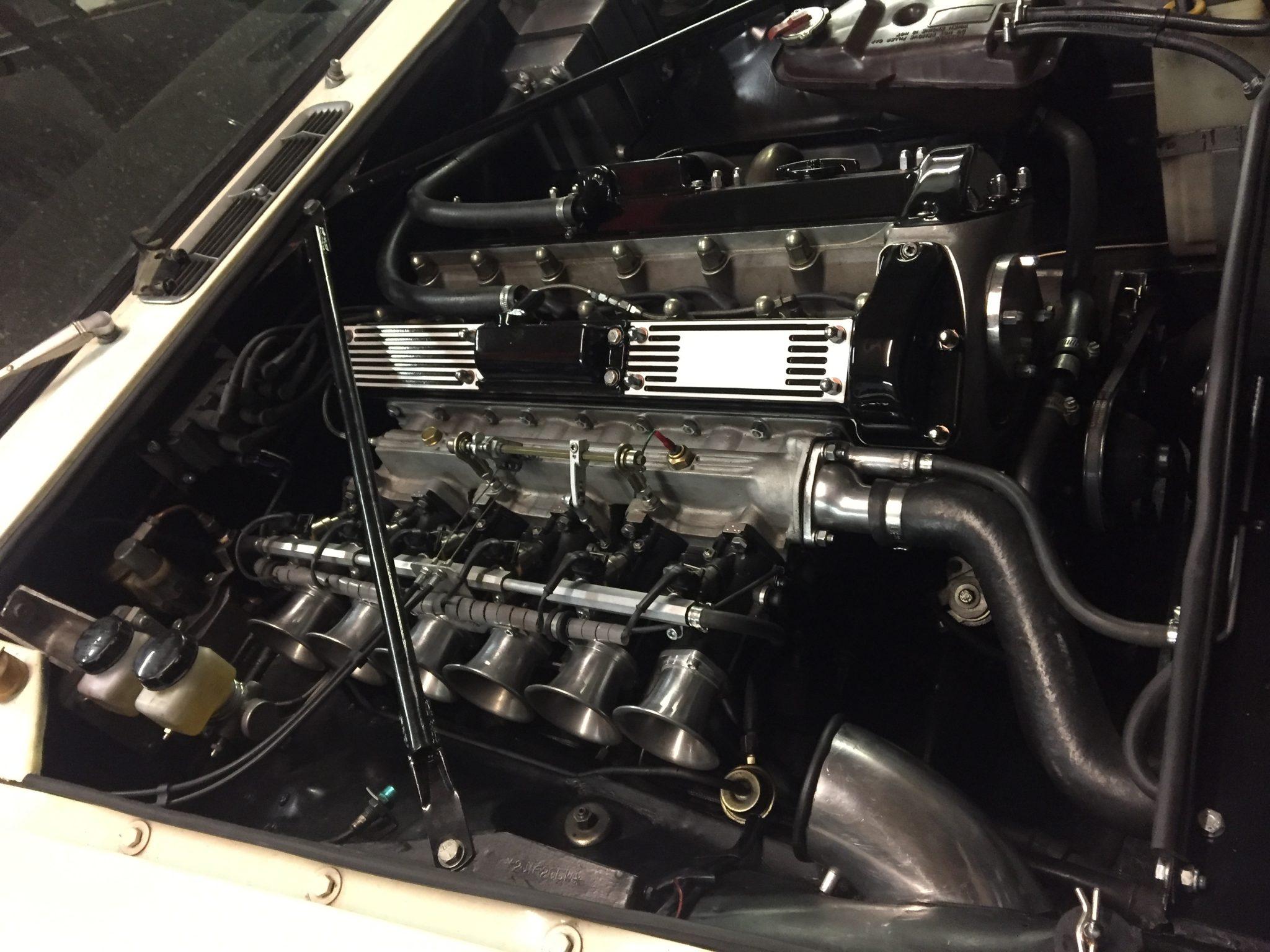Classic Jaguar Engine Replacement