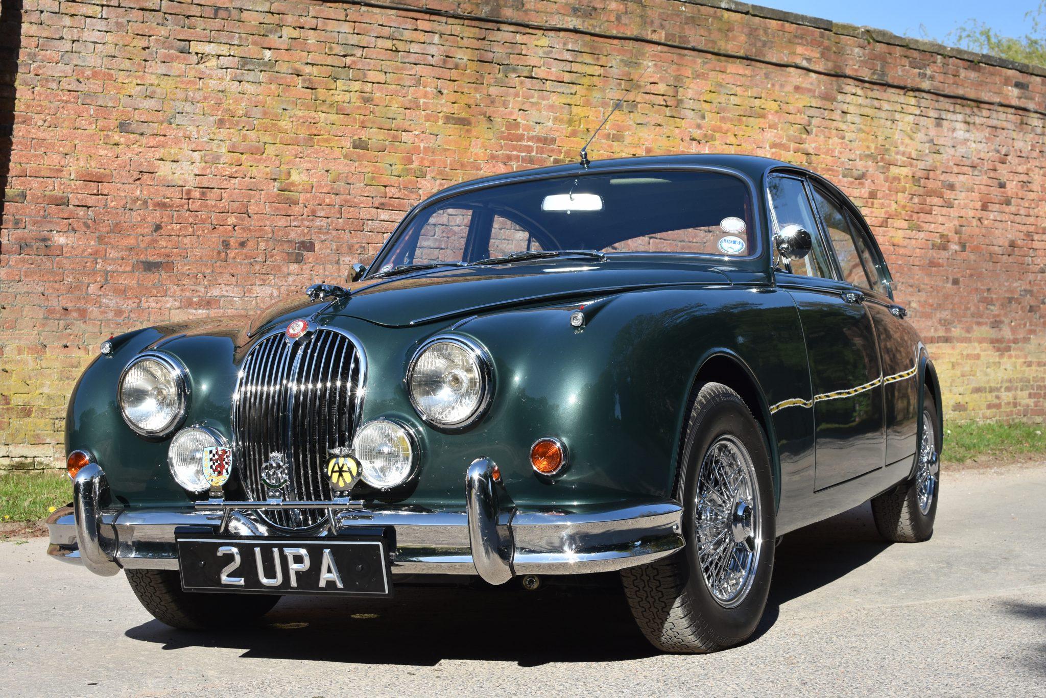 Mike Hawthorn MK2 Jaguar