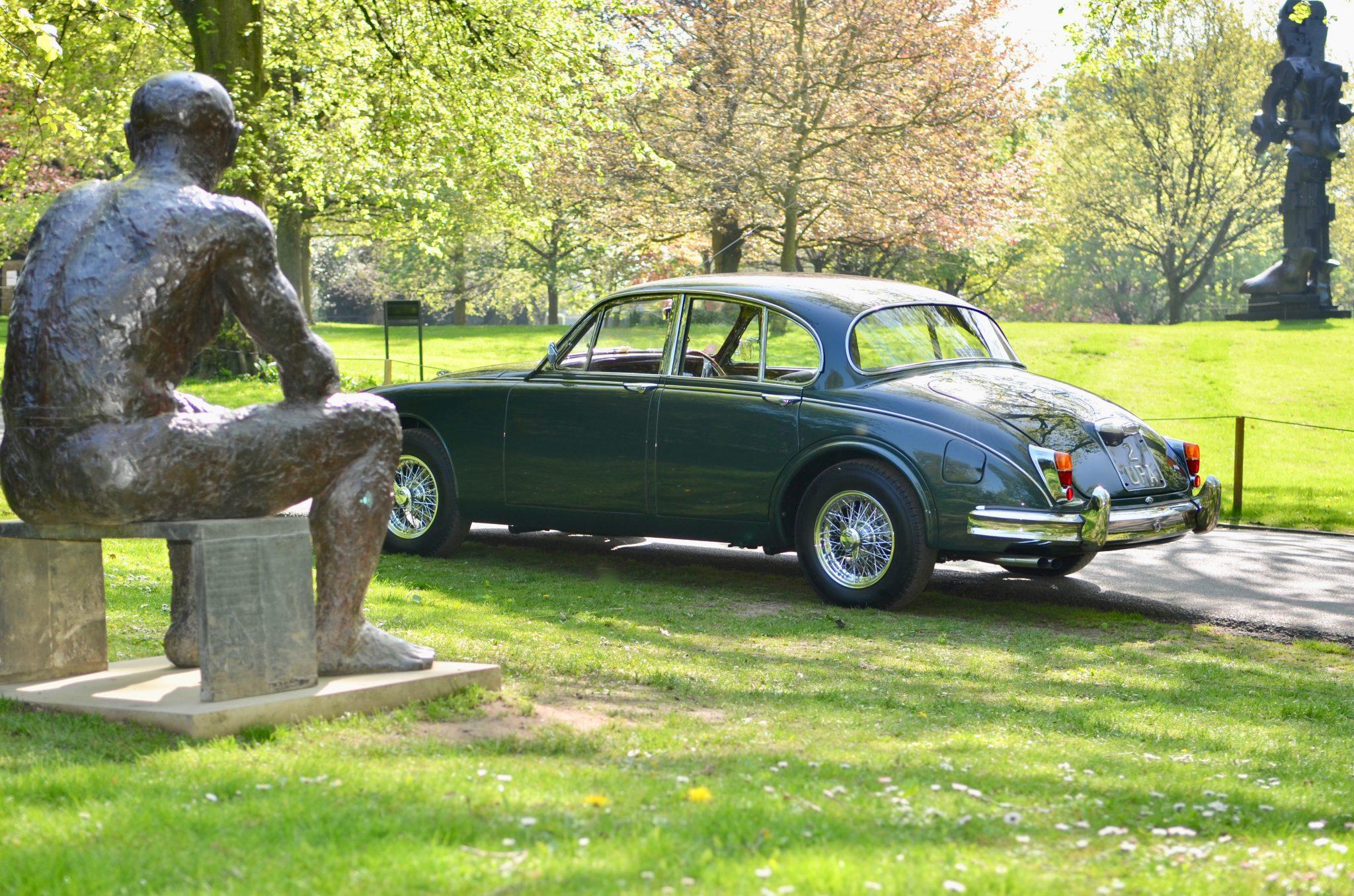Jaguar MK2 Classic Car