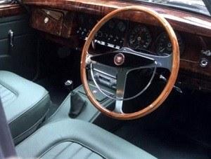 Mk2 Jaguar Interior Restored by West Riding