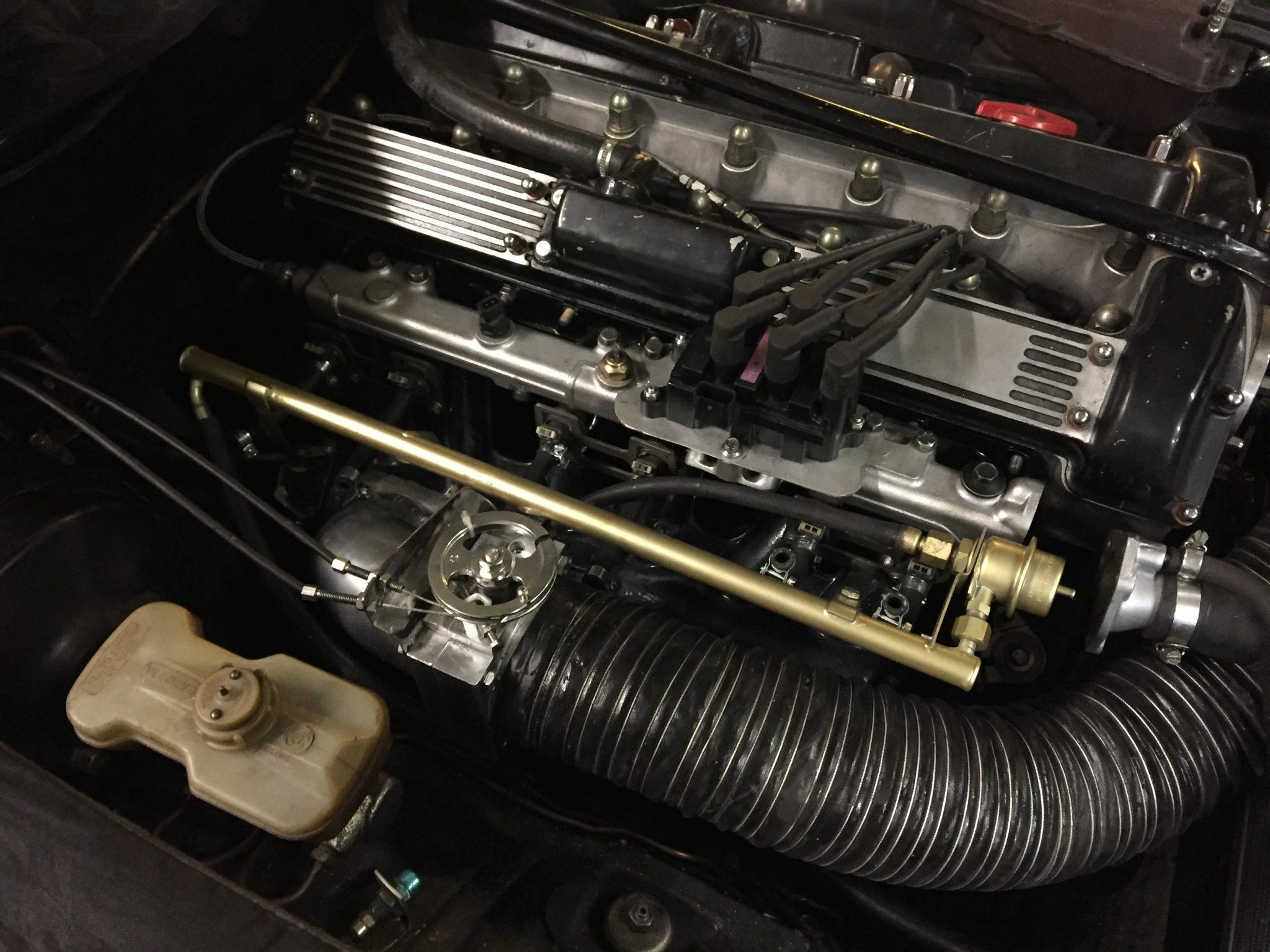 Classic Jaguar Engine Rebuilding