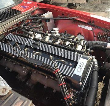 West Riding Rebuilt AJ16 Race Engine
