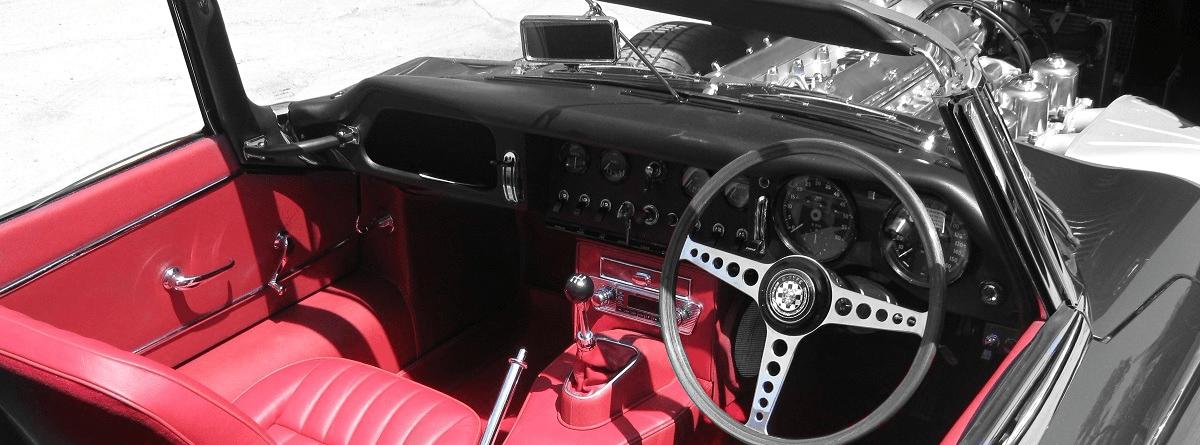 Classic Jaguar Restorations