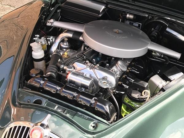 Ex TT garage Mk2 engine restoration