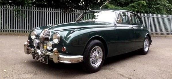 Classic Mk2 Jaguar Restoration by West Riding