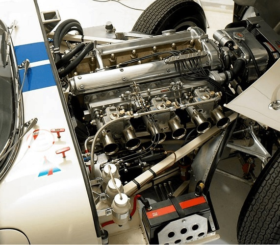 West Riding's Authentic Lightweight E-Type Roadster