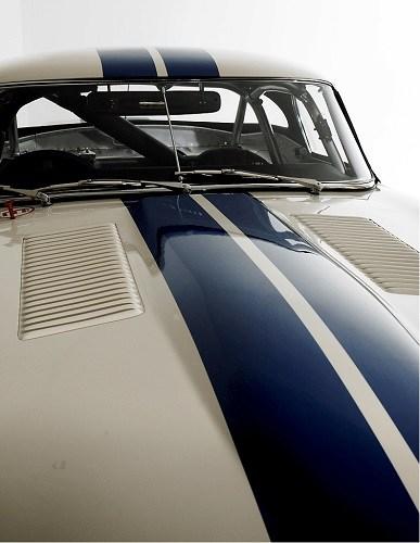 West Riding's Lightweight E-Type Roadster