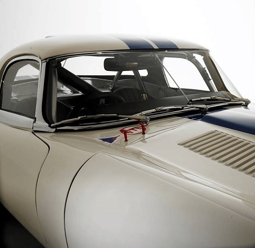 West Riding's Lightweight E-Type Roadster OS Front