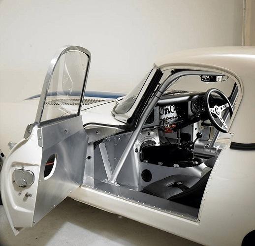 Inside West Riding's Lightweight E-Type Roadster