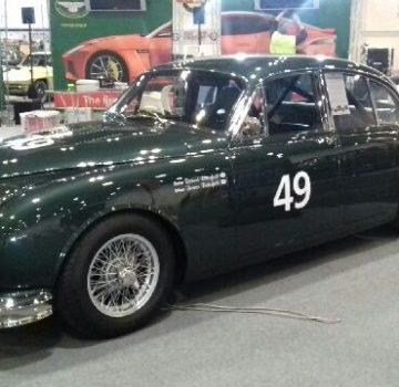 West Riding Jaguar Classic Show Cars
