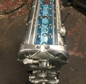 Classic Jaguar Engine